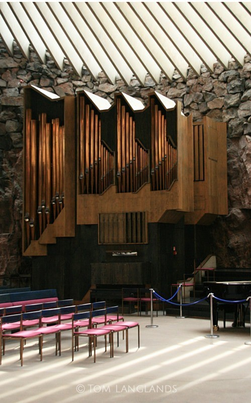 Rock Church - Art, Architecture and Places