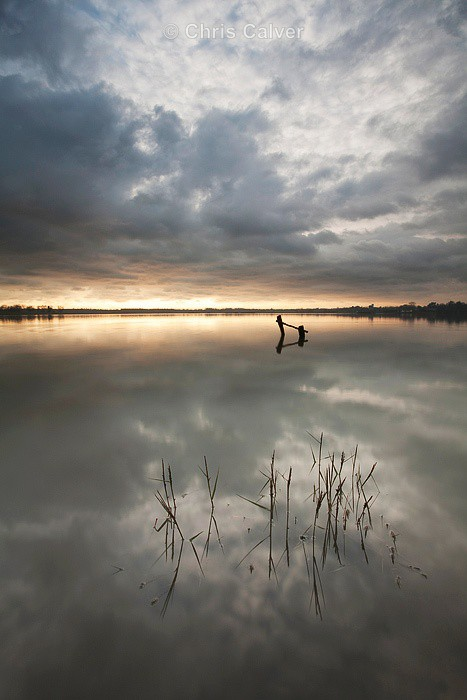 Estuary Reflections - Suffolk Coastal Scenes