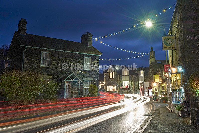 Lakeland Christmas 2016 - Traditional Cottage at Christmas in Ambleside