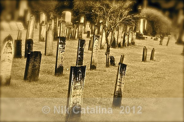 Mountain Cemetery - Olde Things