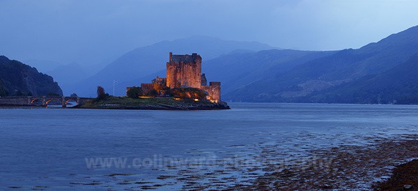 Eileen Donan Castle - West Highlands