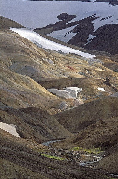 Kerlingarfjoll mountains - South and Central highlands