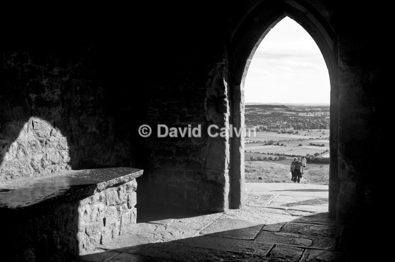 Into the Light - Glastonbury Tor
