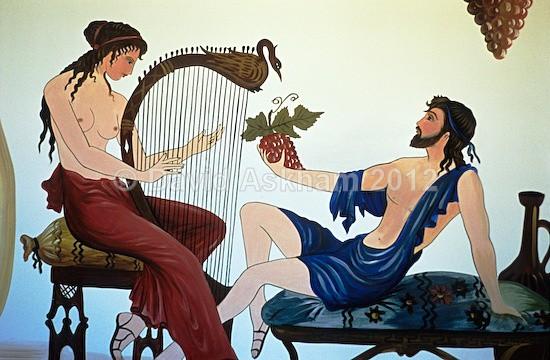 Wine mythology - Travel & Landscape