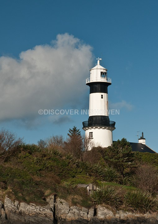 Stroove Lighthouse - Inishowen II