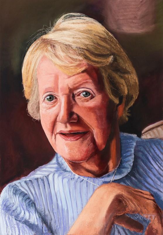 Mrs McGeough - Adult Portraits