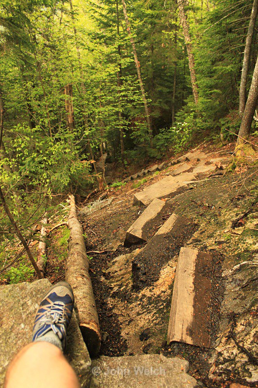 Watch That Next Step - The Hiking Experience