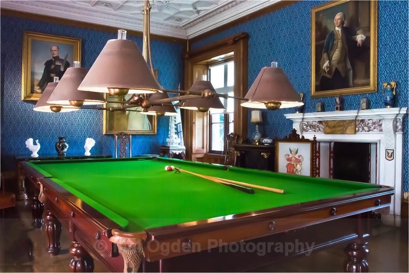 Billiards Room - Interiors (HDR)