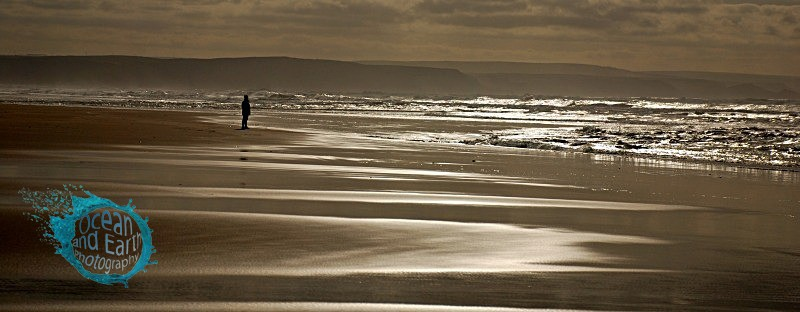 Sunlit Sands - Panorama