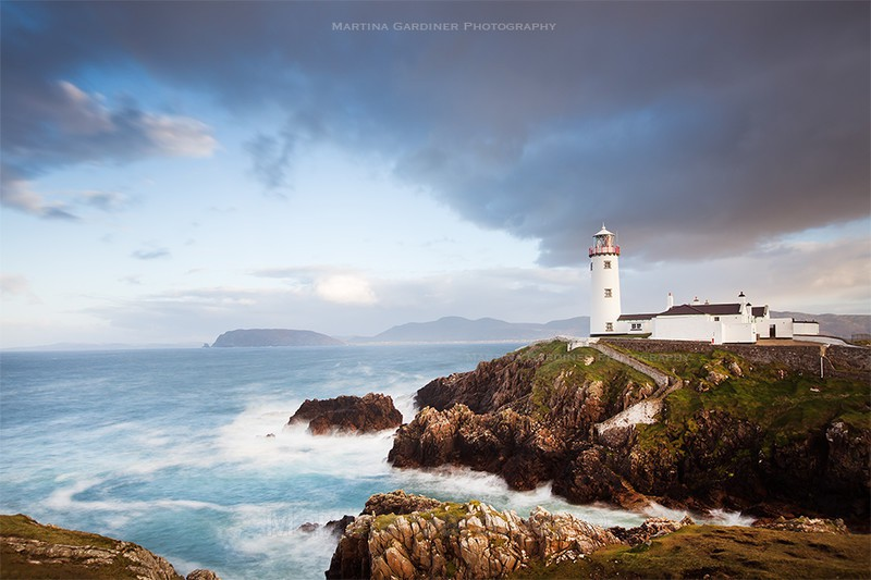 Fanad Lighthouse, Winter Light - Ireland by Day