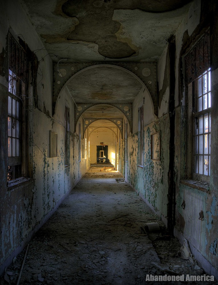 Pilgrim State Hospital (Brentwood, NY) | Steel Arches - Pilgrim State Hospital