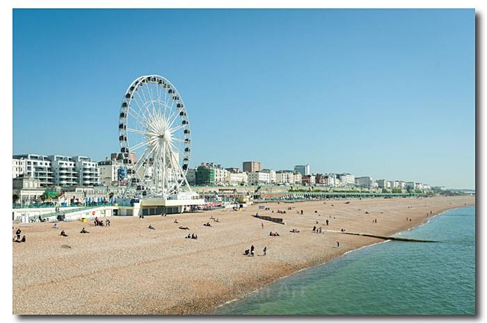 Brighton Beach - Scapes