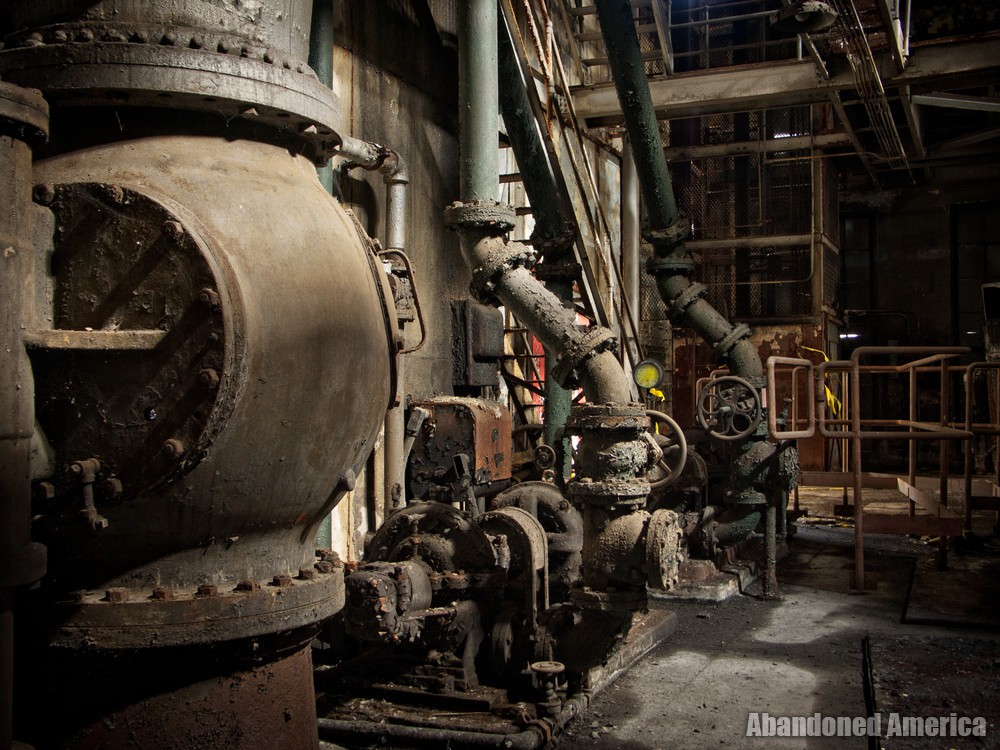- BG&E's Westport Generating Station