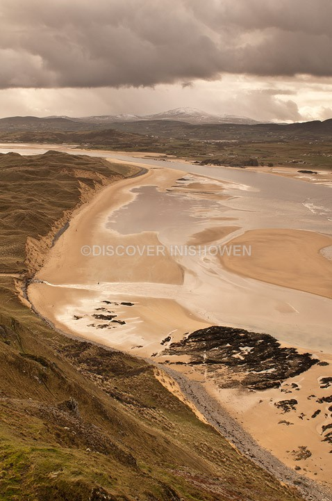 Low tide at Lagg Strand - Inishowen II