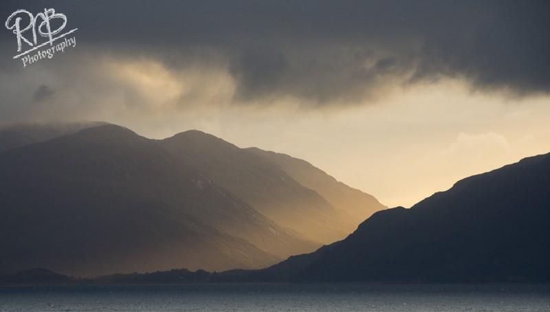 Glen Tarbet Light - Other UK Landscapes