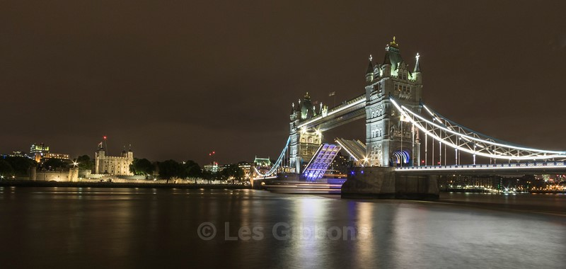 Tower Bridge and Tower of London - London