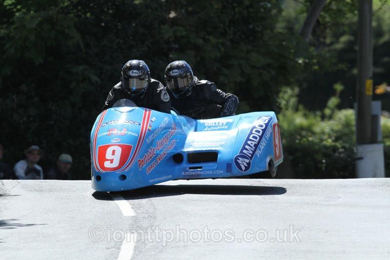 IMG_2304 - Sidecar Race 2 - TT 2013