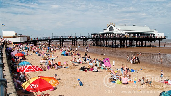 Cleethorpes Seafront Pier - Recent Images