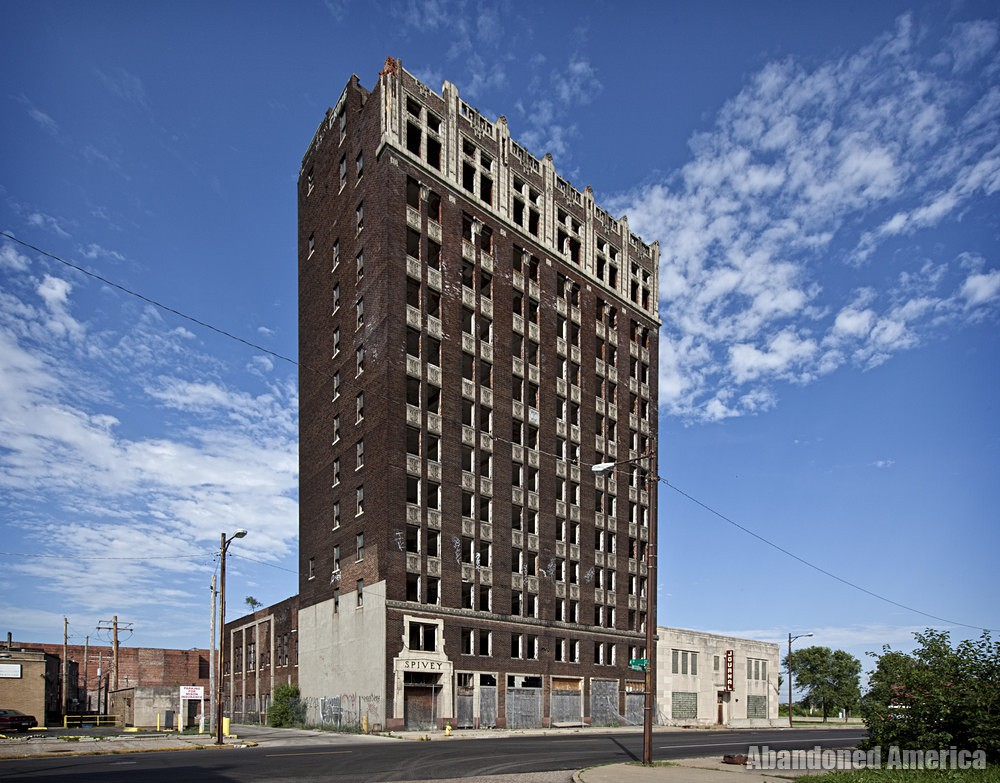 Spivey Building, East St. Louis IL - NEW ADDITIONS