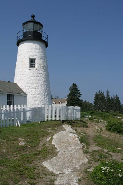 Pemaquid Point Lighthouse - Lighthouses & Maine