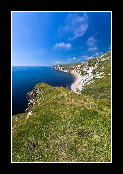 Looking along the coast #3 - Dorset