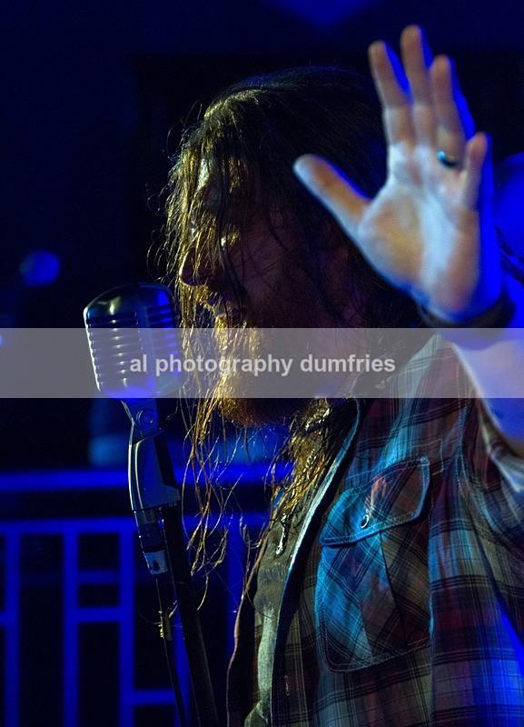 - Live bands