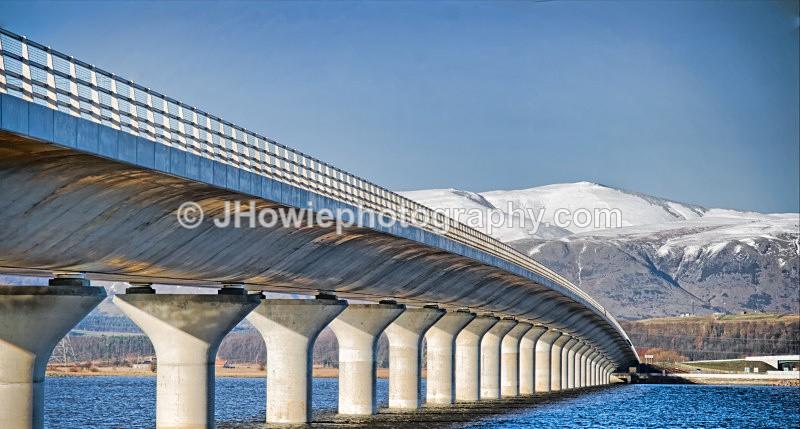clackmannanshire bridge - Bridges of Scotland