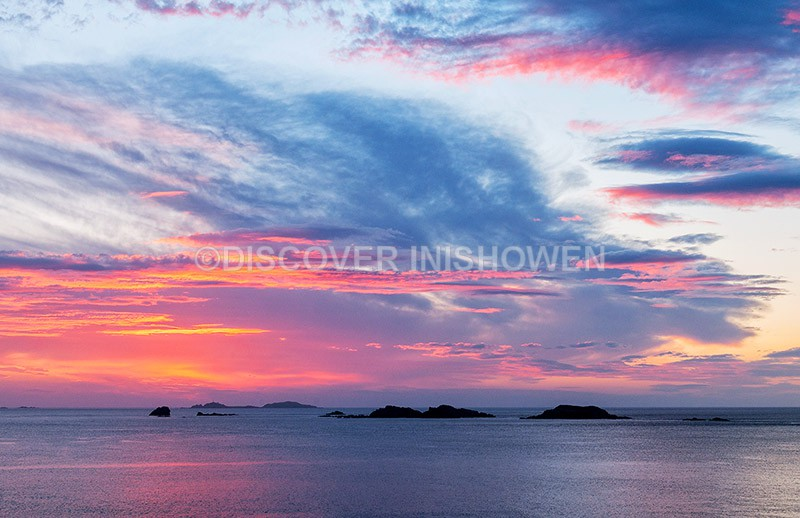 Inishtrahull and Garvan Isles - Nature