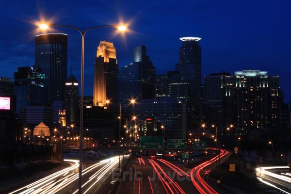 Minneapolis skyline 4 - Minneapolis, Minnesota