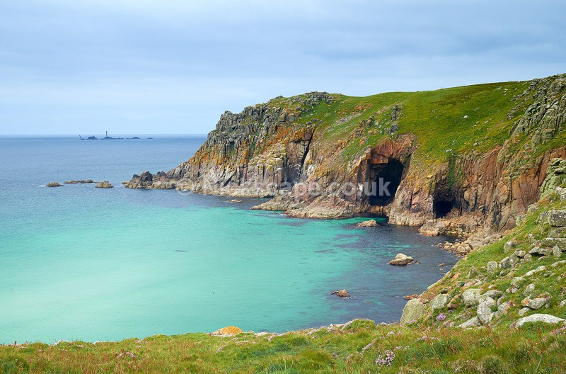 Mill Bay Nanjizal Beach - Lands End - Cornwall, UK - Cornwall