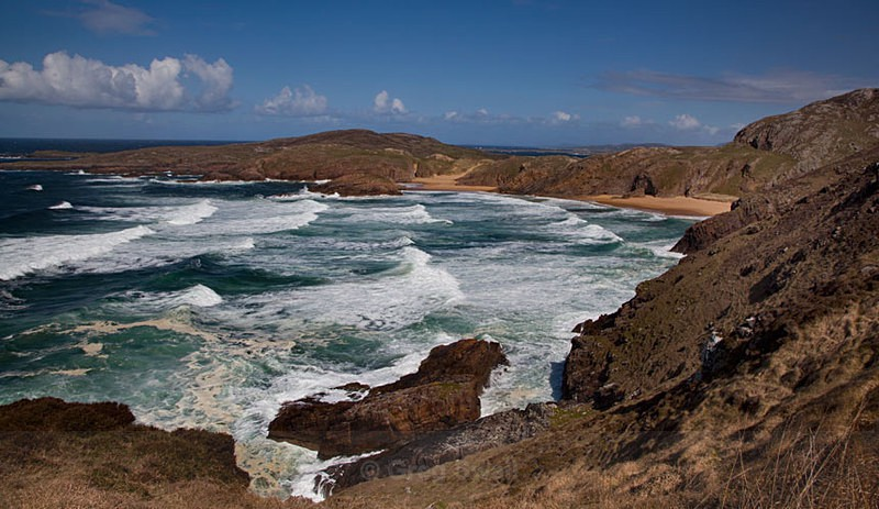 Boyeeghter Bay - Landscapes of Ireland - County Donegal and the Wild Atlantic Way