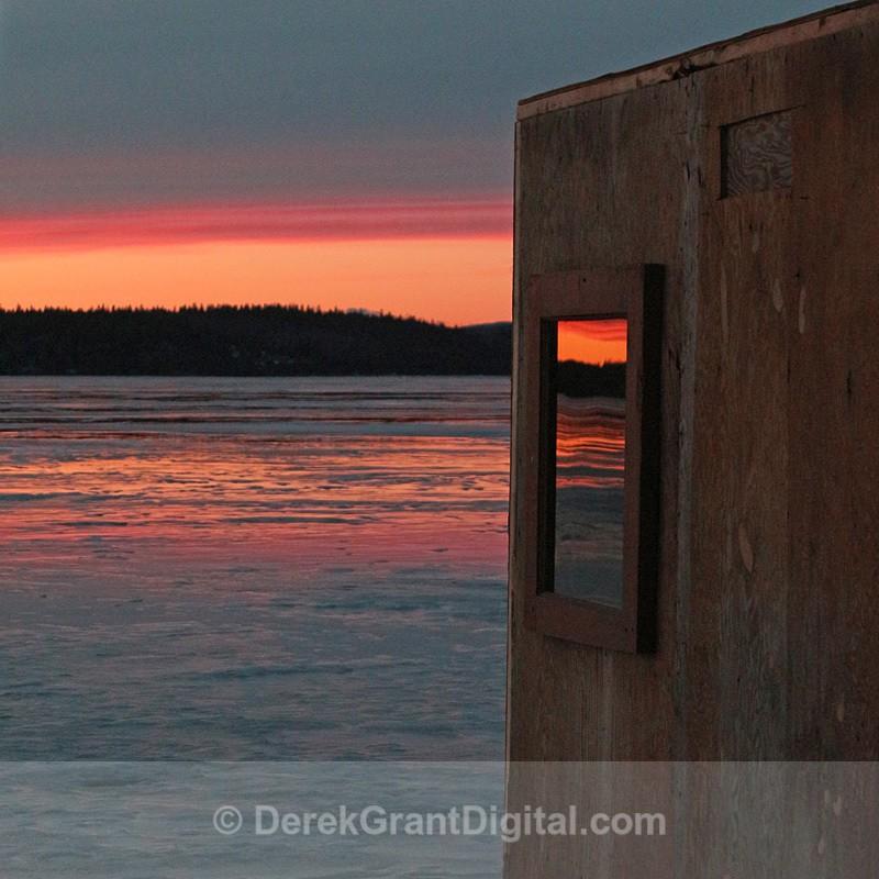 Ice Shacks New Brunswick Canada - Ice Shacks