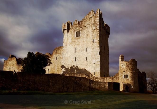 Killarney Castle - Landscapes of Ireland - The History