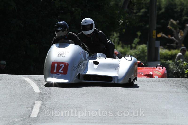 IMG_2338 - Sidecar Race 2 - TT 2013