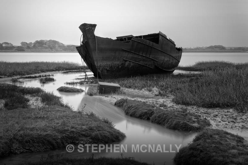 wyre wreck - Landscapes