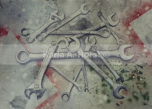 Tools - Original Art