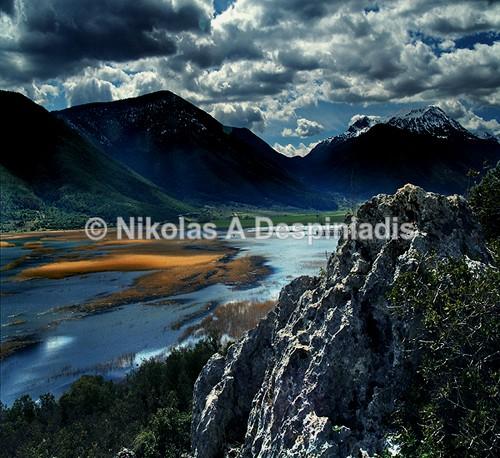 Stymfalia Lake I Λίμνη Στυμφαλία - Νότια Ελλάδα I South Greece