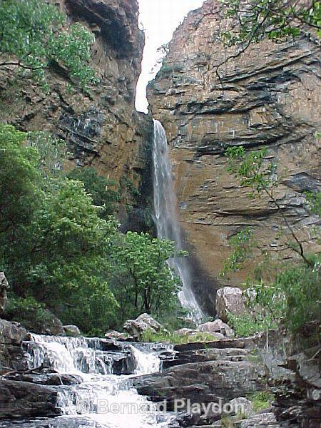Waterfall 1 - Glen Avon Falls