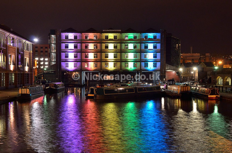 Straddle Warehosue | Victoria Quays | Sheffield Architecture Phtotography