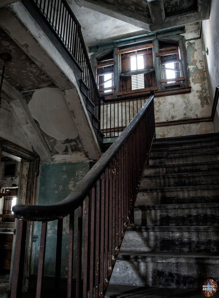 Ellis Island Immigrant Hospital | dying hymn - Ellis Island Immigrant Hospital