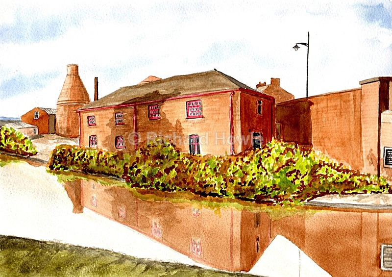 Price & Kensington Pottery - Watercolour Paintings