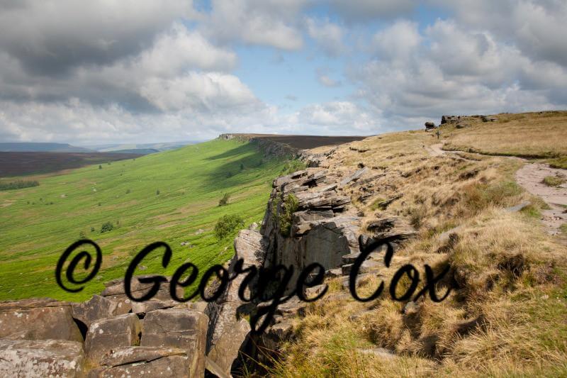 Stanage Edge - Landscapes
