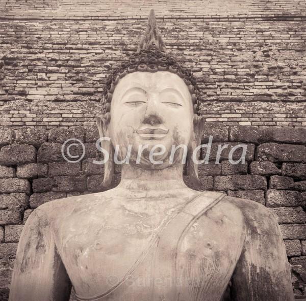 Wat Mahathat # 2 - Sukhothai  スクタイ