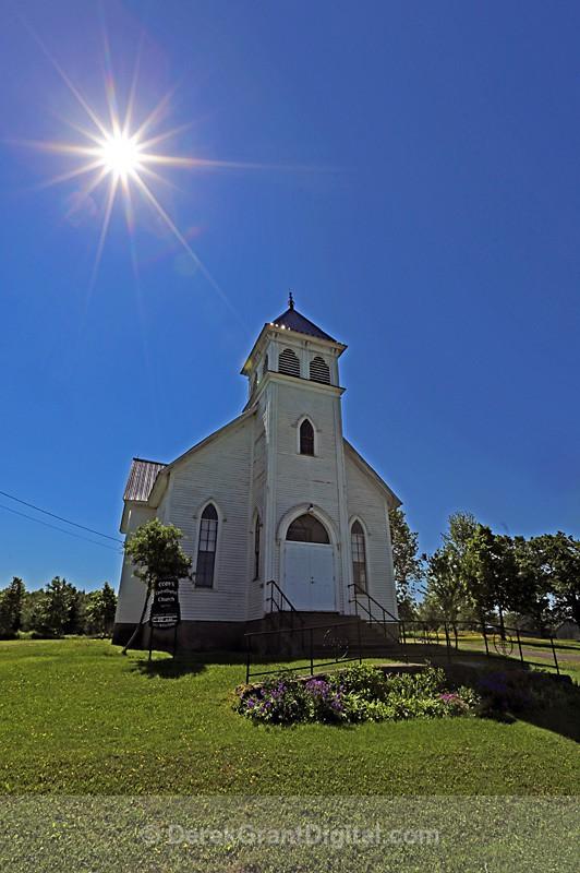 Codys United Baptist Church Queens County New Brunswick Canada - Churches of New Brunswick
