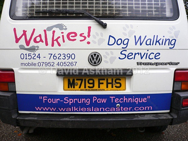 Walkies! - Humour
