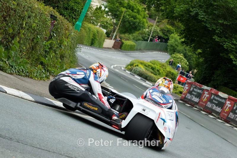 Ben and Tom Birchall - TT Race Week