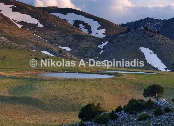 Ορεινές Λίμνες Ι Mountain Lakes - Κεντρική Ελλάδα I Central Greece