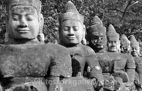 Bayon, Cambodia - Asia