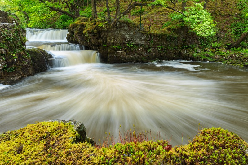 Brecon Beacons Waterfall | Wales Photography