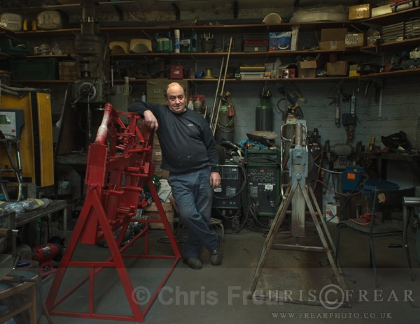 Joe Maxwell I - Workshop Portraits